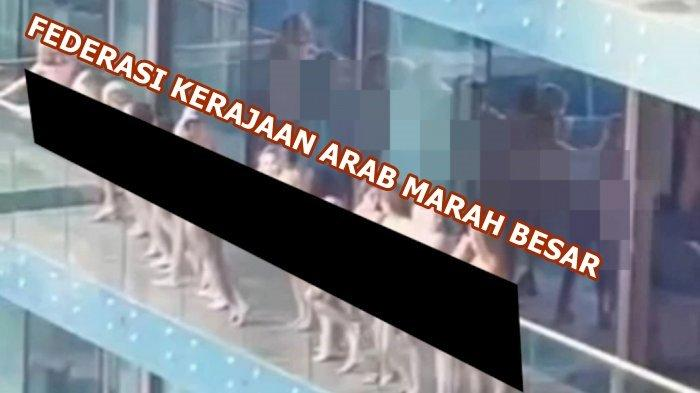 Rahasia Puluhan Wanita Cantik Berpose Telanjang di Balkon Gedung Pencakar Langit Dubai, Ulah Israel