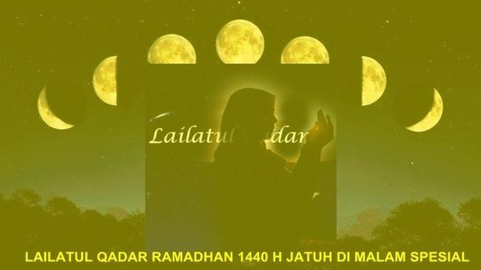 Puncak Lailatul Qadar Jatuh Malam Spesial Ini Berdasarkan Hitungan Malam Pertama Ramadhan 1440 H