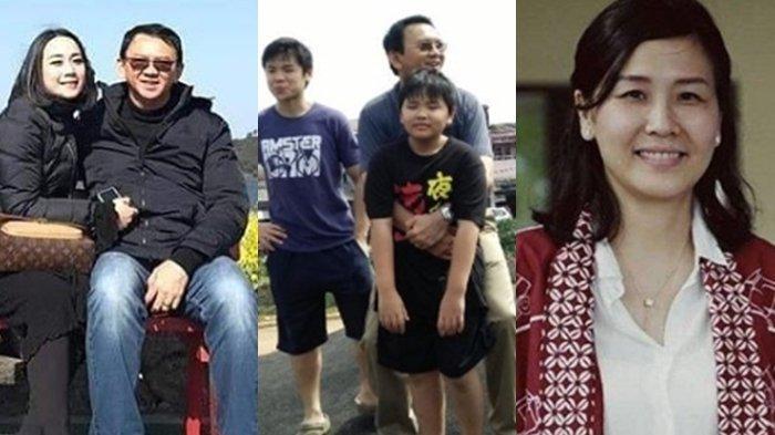 Kini Tinggal Terpisah, Reaksi Ahok Bertemu 3 Anaknya dari Veronica Tan Tuai Sorotan, Suasana Dingin