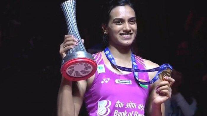 Pusarla Venkata Sindhu, Tunggal Putri Pertama India Juarai Kejuaraan Dunia Bulutangkis 2019