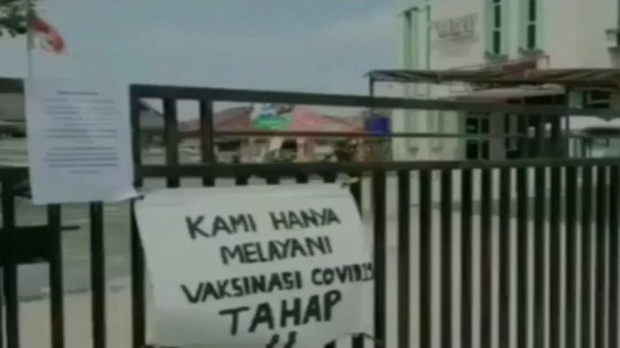 Sekda Palembang Marah Besar, Gara-gara Puskesmas Sosial Palembang Tutup Layanan Viral di Medsos