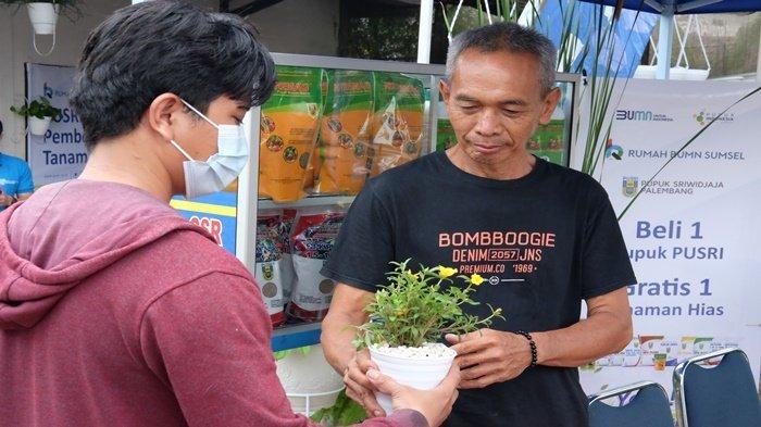 PT Pusri Palembang yang merupakan anak perusahaan PT Pupuk Indonesia laksanakan Program Creating Share Value (CSV).