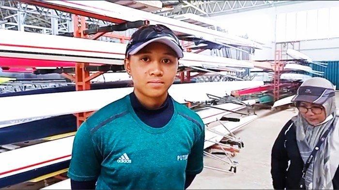 Atlet Dayung Sumsel Ini Bercita-cita Jadi Kowad, Siap Sumbang Emas di PON 2021 di Papua