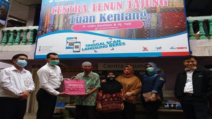 Bank Sumsel Babel Dukung Penuh Penggunaan QR Code Indonesia, UMKM Bisa Akses Pasar Lebih Besar Lagi