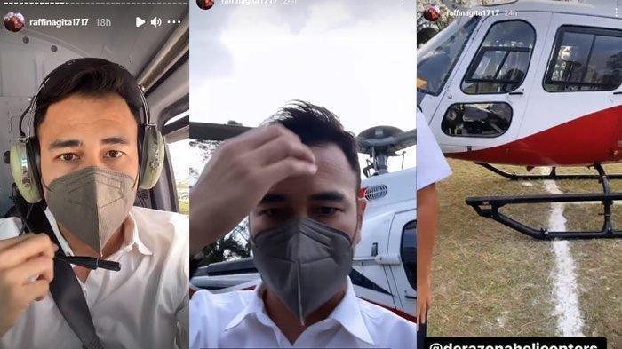 'SULTAN Andara Kok Punya Utang,' RAFFI Ahmad Kepergok Pinjam Uang ke Menteri Sandiaga Uno