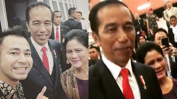 Bukti Raffi Ahmad Bukan Aktor Sensasi, Jokowi Ungkap Fakta Mengejutkan di Depan Ibu Negara