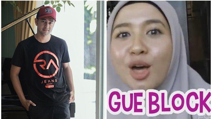 Laudya Cynthia Bella Marah, Istri Engku Emran Blokir Raffi Ahmad Karena Hal Ini, Isi Chat Terbongkar