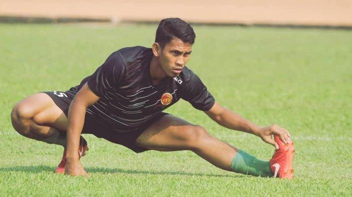 Sambut Liga 2 2021 Hadapi Klub Pulau Sumatera, Stopper Sriwijaya FC: Total 100 Persen