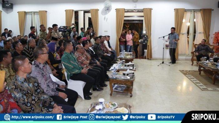 Kampanyekan Pagaralam Aman, HD Gelar Fun Bike dan Pimpin Rakor Terkait  Isu Teror Harimau Sumatera