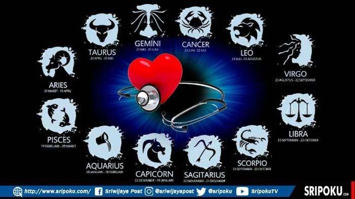 Ramalan Bintang Kesehatan Kamis 6 Februari 2020: Emosi Sagitarius Naik, Aries Fokus pada Hatinya