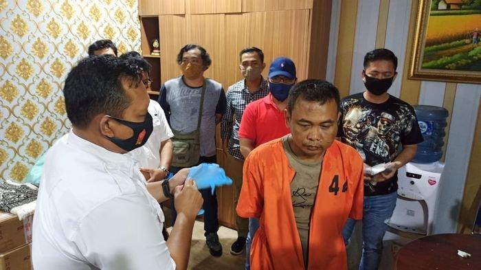 BREAKING NEWS : Seorang Pelaku Perampokan Mobil Pajero Milik IRT di Palembang Ditangkap Polda Sumsel
