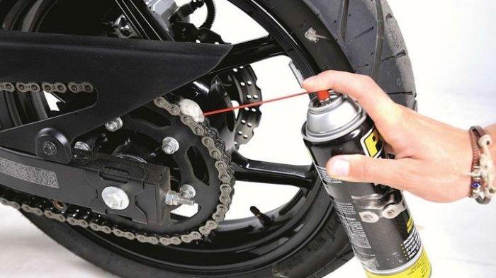 Begini Cara Mengatasi Rantai Sepeda Motor Berisik