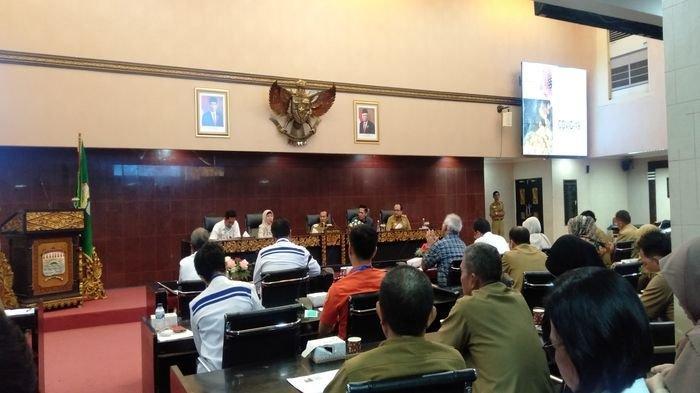 Dinkes Palembang Akui Alat Pengukur Suhu Tubuh Milik Pemkot Minim,Puskemas Kesulitan Dapatkan Masker