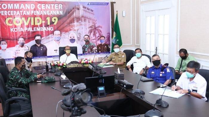 Rapat Koordinasi Bersama Kepala Sekretariat Kepresidenan, Harnojoyo Bahas Bantuan Paket Sembako