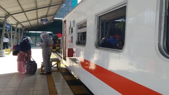 Kereta Api Rajabasa Rute Palembang-Lampung Beroperasi Mulai 1 Januari 2021, Tiket Bisa Pesan Online