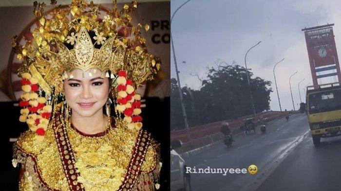 Rara LIDA Pulang Kampung ke Palembang, Ungkap Kerinduan Mendalam: Pindang Patin Kucinta Kusayang