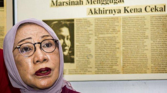 Ratna Sarumpaet Komentari Prabowo jadi Anak Buah Jokowi, Ngaku 'Salah' Masuk Tim Pemenangan