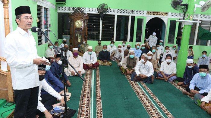 Sekda Kota Palembang Ratu Dewa, Mulai Hari Pertama Puasa dengan Safari Subuh: Ajak Makmurkan Masjid