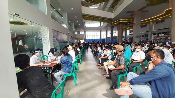 Satu Jam Ludes, Universitas MDP Palembang Buat Website Cari Vaksin Hindari Kerumunan Vaksinasi
