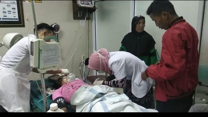 Gadis Desa di Sekayu Musi Banyuasin Sumatera Selatan Ditusuk Pacarnya Sendiri Sebanyak 16 Liang