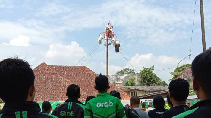 Grab Palembang Gelar Festival Kemerdekaan, Rayakan HUT ke-74 RI di Halaman Swarna Dwipa Palembang