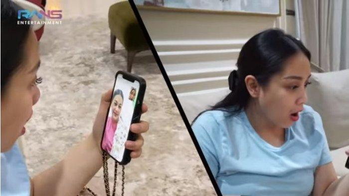 Nagita Slavina Kaget Dengar Berat Badannya Anak Baim Wong, Ini yang Bikin Cemas Istri Sultan Andara