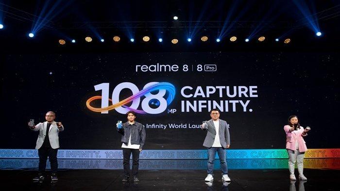 Besok Bisa Dipesan, Begini Cara Memesan Realmi 8 dan Realmi 8 Pro Via Online Lengkap Harganya