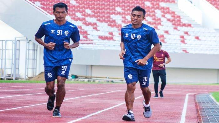 Pasca Bantai Bhayangkara 8-0, Ini yang Dilakukan Tim Sriwijaya FC Saat Recovery Training