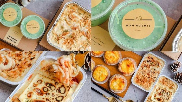 Selain Spaghetti Brulee dan Portuguese Cheese Tart, Buko Pandan Dessert menjadi salah satu pencuci mulut yang wajib kamu coba lho.