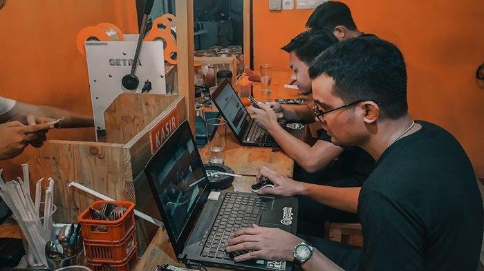 Rekomendasi Tempat Ngopi di Palembang Saat PPKM Level 4 Usai, Suasananya Cocok untuk Nyambi Kerja