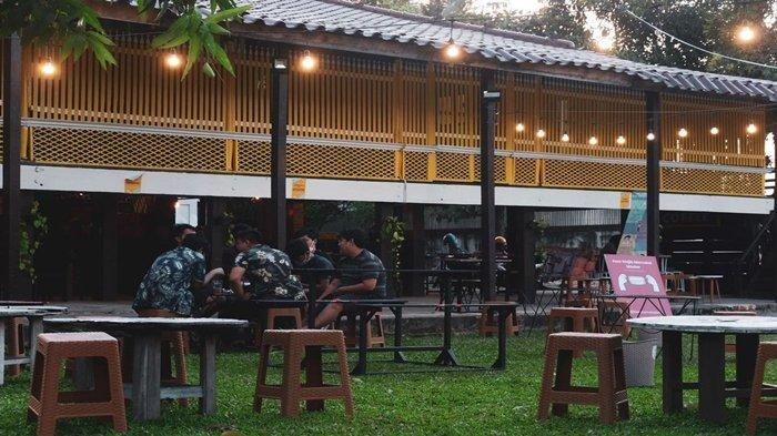 Berada di Pusat Kota Pempek, Berikut Rekomendasi Tempat Ngopi di Jalan Jenderal Sudirman Palembang