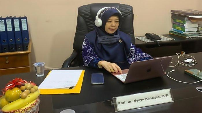 Nama-nama Wakil Rektor, Dekan, & Direktur Pasca Sarjana UIN Raden Fatah yang Dilantik Prof Dr Nyayu