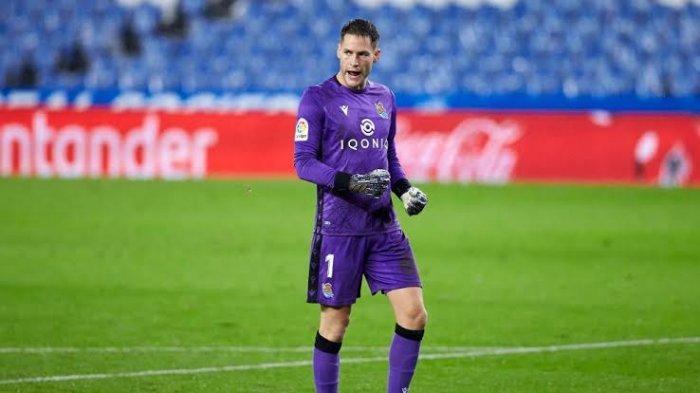 Saat Kaki Lebih Baik dari Tangan, Profil Kiper Sociedad Asal Spanyol Alex Remiro