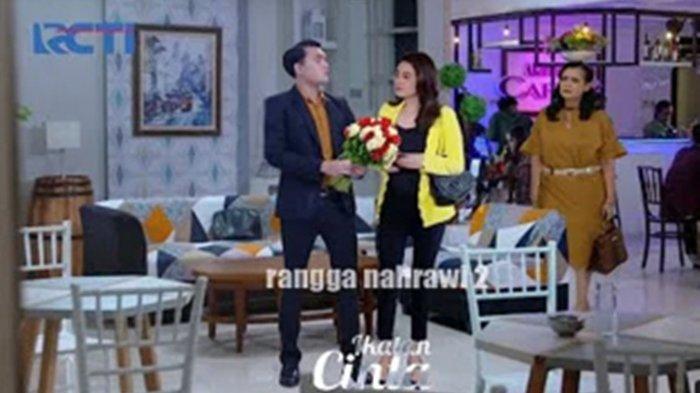 Link Streaming Ikatan Cinta 5 September, Rendy Grogi Nyatakan Cinta ke Catherine, Karina Tak Rela