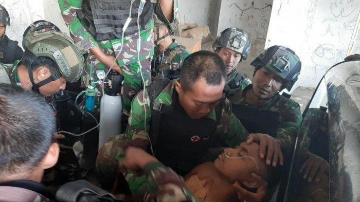 SAAT Pembersihan Usai Salat, Tembakan KKB Papua dari Jarak 200 Meter Kenai Dada, Pratu Roy Gugur