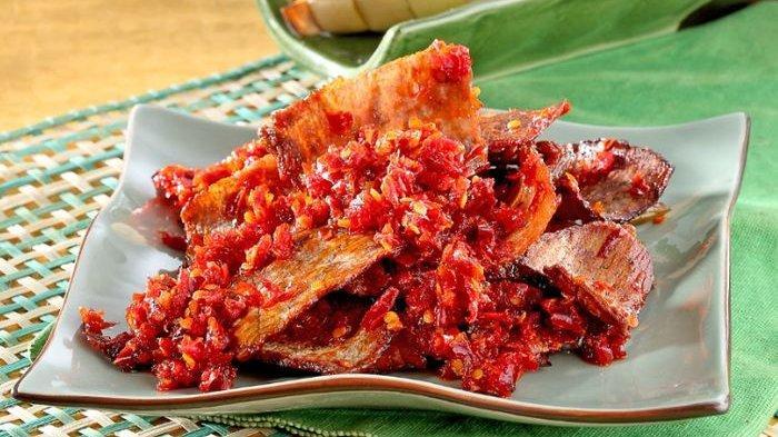 Resep Balado Daging Pedas, Menu Olahan Daging Lezat Bikin Santap Siang atau Malam Jadi Spesial