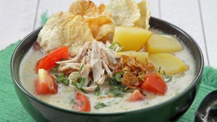 Resep Soto Ayam SantanEnak dengan Kuah Gurih, Cocok Jadi Rekomendasi Menu Sahur Puasa Ramadan