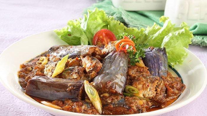 Resep Terong Tumis Sarden, Menu Makan Siang Praktis Cukup Satu Kaleng Sarden Buat 3 Porsi