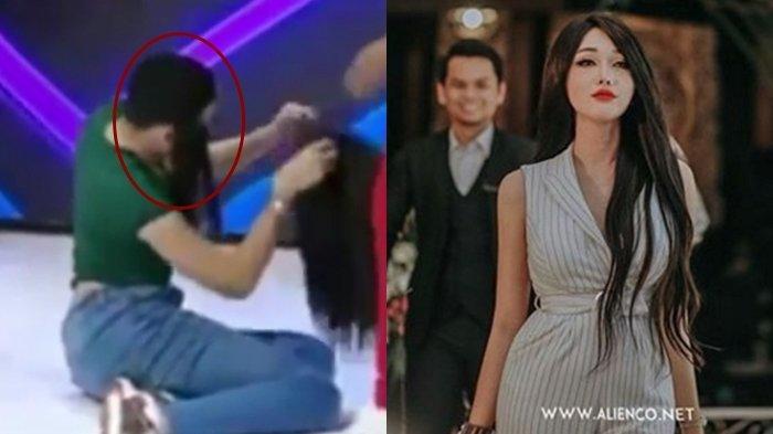 Insiden Wig Copot Lucinta Luna hingga Rambut Botaknya Bocor di TV, Ini Katanya 'Padahal Udah Silent'
