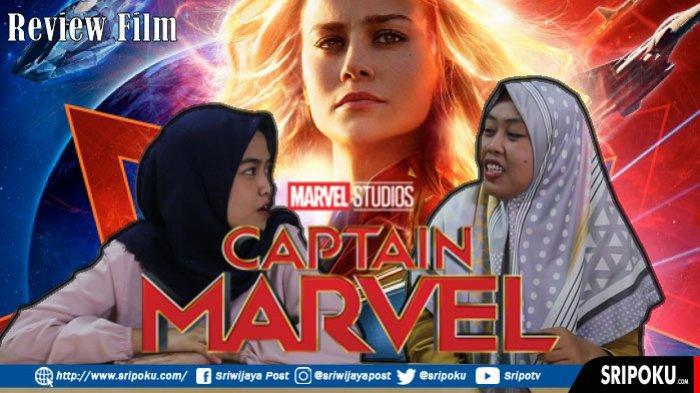 Review Film Captain Marvel 2019 Ternyata Begini Endingnya Sriwijaya Post