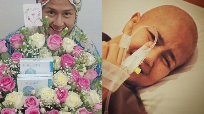 Ria Irawan Meninggal Dunia, Idap Kanker Dari Tahun 2004, Sempat Susah Gerakkan Tangan dan Kaki