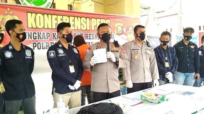 Kronologi Sabu Setengah Miliar Lebih Gagal Beredar di Muratara, Polisi Ajak Warga Riau COD di Rupit