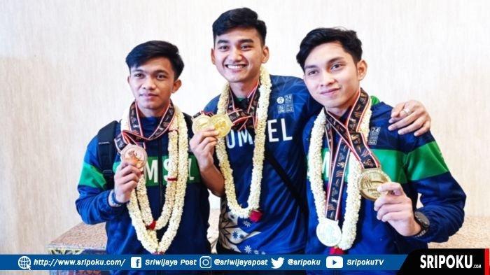 Raih 2 Medali Emas di PON Papua, Atlet Anggar Sumsel, Ricky Dhisulimah, Berharap Dapat Jaminan Kerja