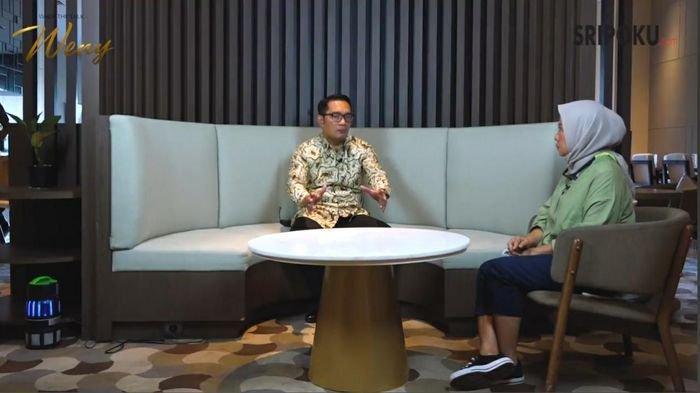 Bincang-bincang Capres 2024 Ridwan Kamil (1): Tak Ada Modal tapi Tetap Ikhtiar