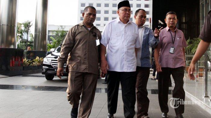 Dugaan Korupsi Ridwan Mukti, KPK Periksa Rekaman CCTV dan Geledah 7 Lokasi