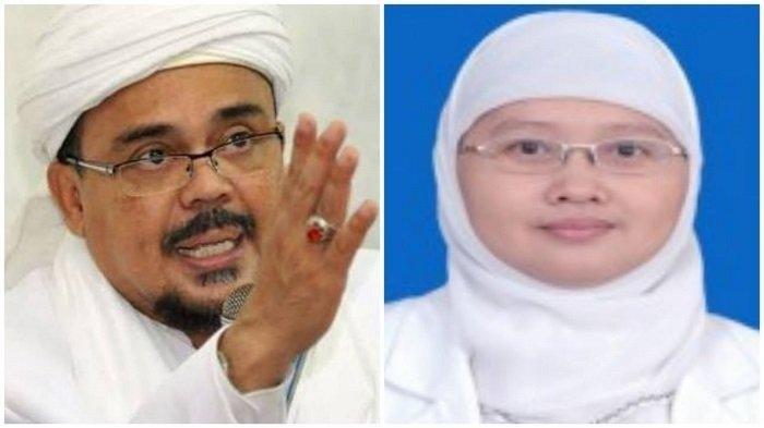 BERKAT Keberanian Dokter Ini, Terbongkar Sudah Sandiwara <a href='https://manado.tribunnews.com/tag/rizieq-shihab' title='RizieqShihab'>RizieqShihab</a> di RS Ummi:Positif Covid-19