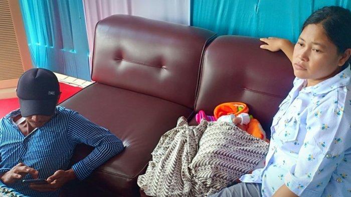Cerita unik Pemudik : Melahirkan di Pelabuhan Bangka Tetapi Tetap Nekat Pulang ke Palembang.