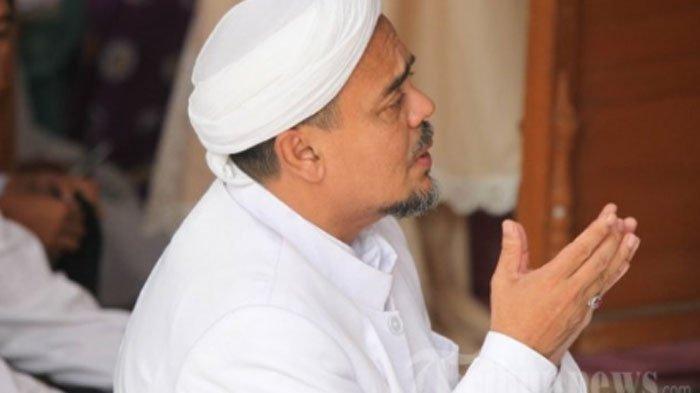 Habib Rizieq Shihab: Kami Tidak akan Biarkan Mereka Tidur Tenang!