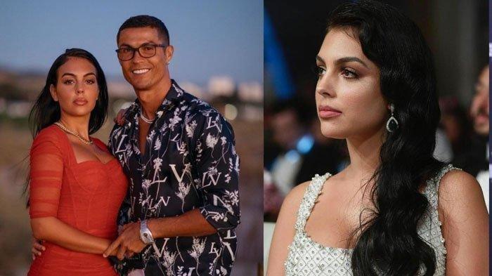 Georgina Rodriguez kekasih Cristiano Ronaldo