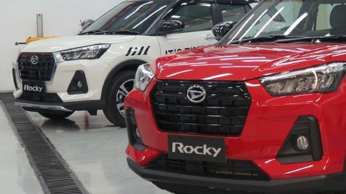 Daihatsu Rocky Mengaspal di Indonesia, Ini Skema Kredit Tenor hingga 5 Tahun Hanya 2 Jutaan